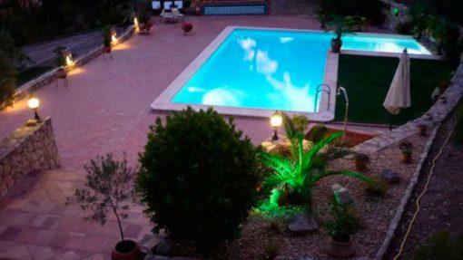 Casas de ensueño piscina