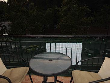 Piso en venta con galería en Santa rosa - balcon