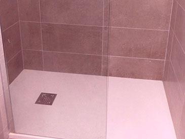 Piso reformado en venta con calefacción en Santa Rosa - ducha