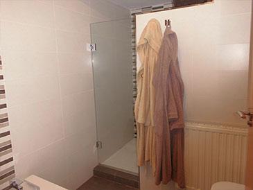 piso en santa rosa con preciosas vistas - ducha principal