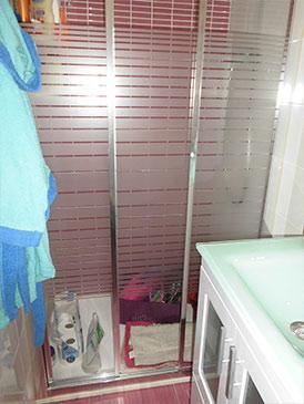 piso en santa rosa con preciosas vistas - ducha