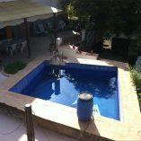 Masia en venta en Cela - piscina