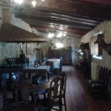 Bonita casa rural en venta en Bocairente - Salón-comedor