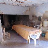 Masía Rústica en venta Mariola - interior para rehabilitar