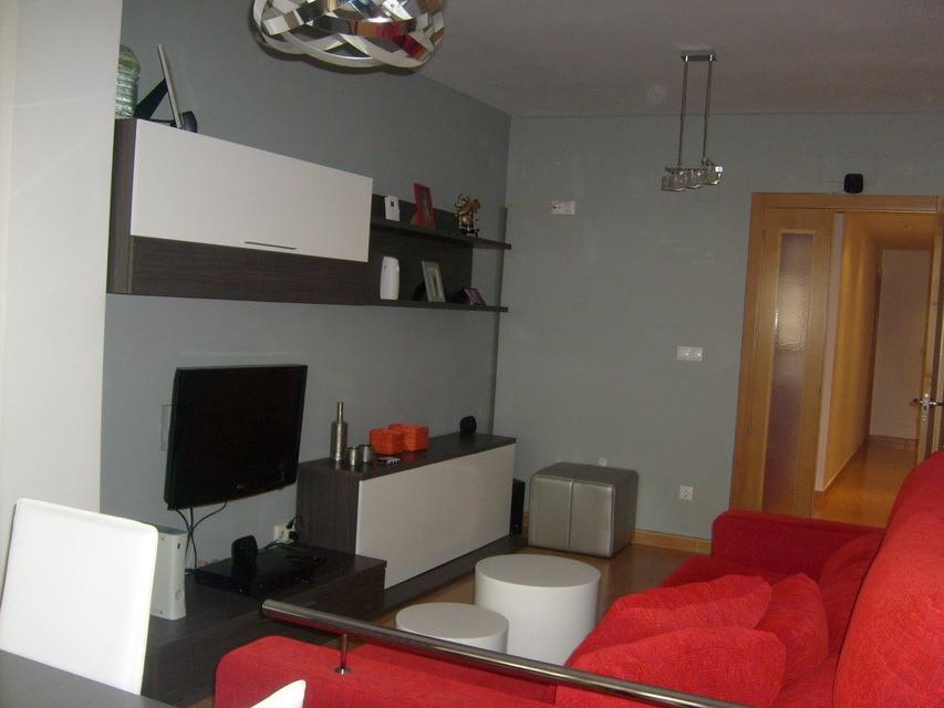 Bonito y moderno piso en venta con garaje y trastero en Batoy-saloncom