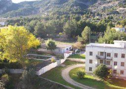 Piso con grandes vistas a zonas verdes desde su balcón-vistas