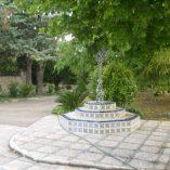 Finca rústica en benimarfull-jardin