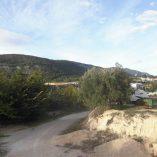 Se vende masía rural en Alcoy-camino