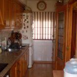Vivienda con amplia terraza en Ensanche-cocina